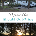10 Reasons You Should Go RVing