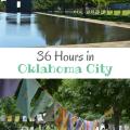 36 Hours in Oklahoma City, Oklahoma - What to do in Oklahoma City, OK | mybigfathappylife.com