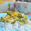 An easy and delicious weeknight meal: Chicken Broccoli Rice #BensBeginners #UncleBensPromo | mybigfathappylife.com