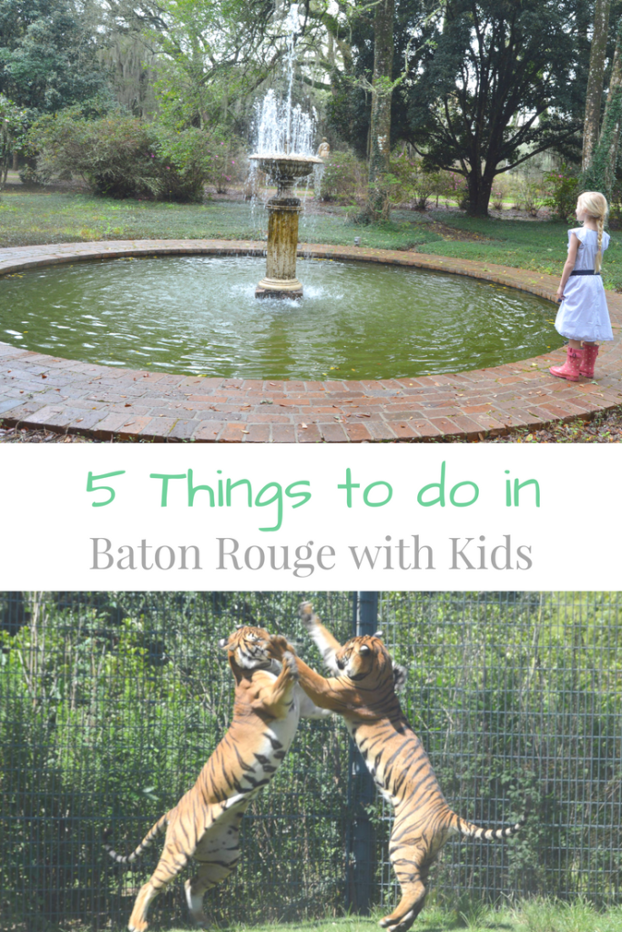 5 Things to Do in Baton Rouge, Louisiana with Kids | mybigfathappylife.com