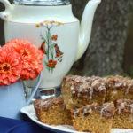 Caramel Macchiato Coffee Cake