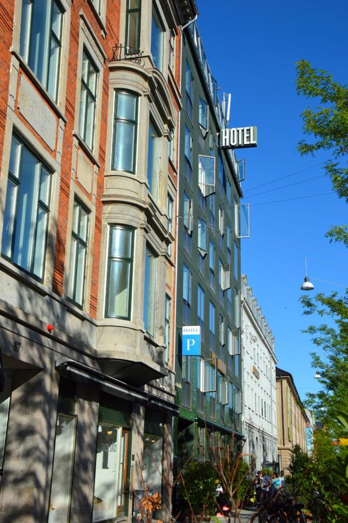 Where to stay in Copenhagen, Denmark: Hotel Danmark | mybigfathappylife.com