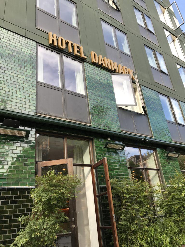 Where to stay in copenhagen hotel danmark my big fat for Cabin hotel copenhagen