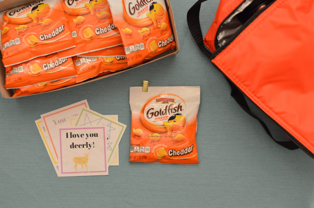 Back to School: Finding Quality Time With Your Kids #GoldfishMoments #ad | mybigfathappylife.com