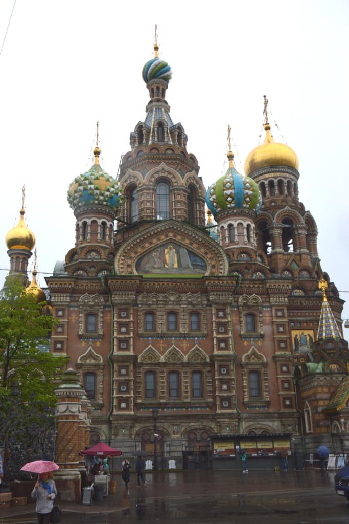 Cruise Port: St. Petersburg, Russia