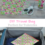 Easy DIY Travel Bag