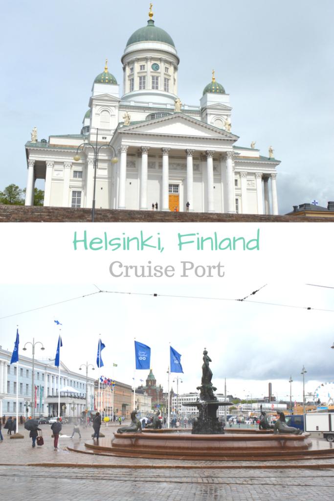 Cruise Port: Helsinki, Finland - My Big Fat Happy Life