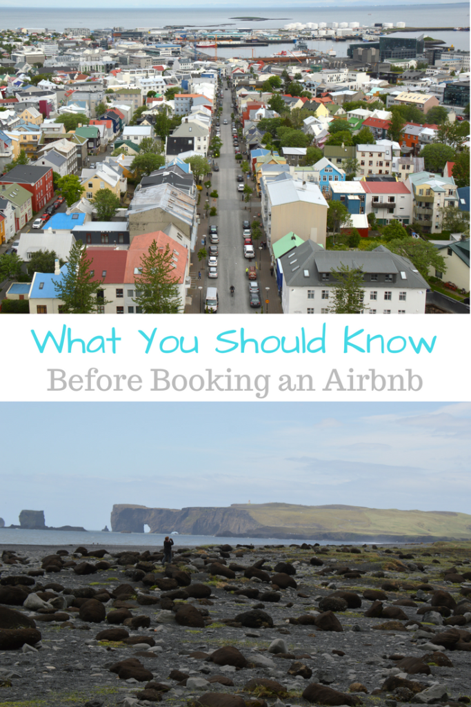 What You Should Know Before Booking an Airbnb; how to save money when you travel; travel budget | mybigfathappylife.com