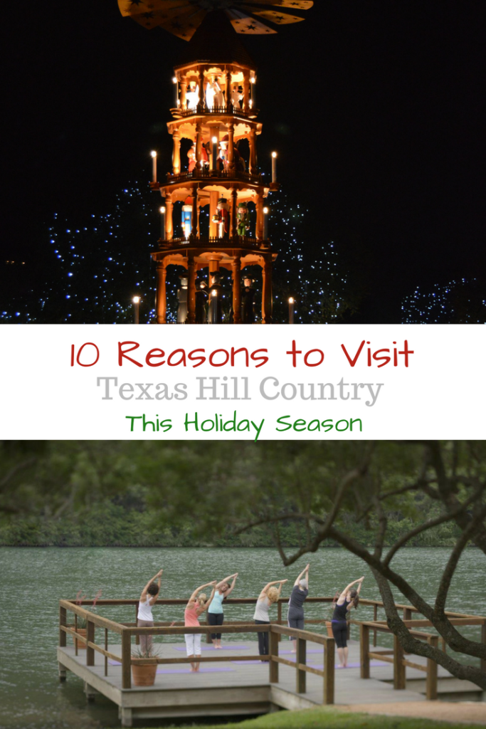 10 Reasons to Visit Texas Hill Country this Holiday Season | mybigfathappylife.com