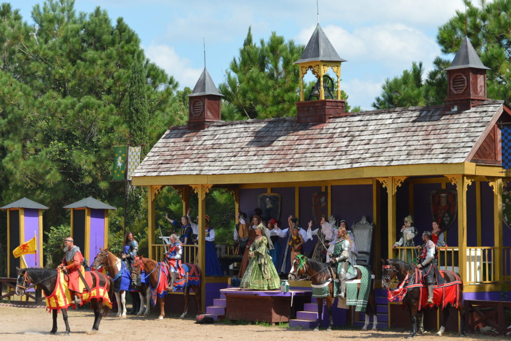 7 Tips for Visiting the Texas Renaissance Festival #texrenfest #hosted | mybigfathappylife.com