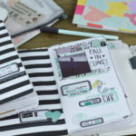 6 Tips for Creating a Travelers Notebook on the Go