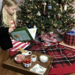 Creating Memories During the Holidays: A Picnic Under the Tree