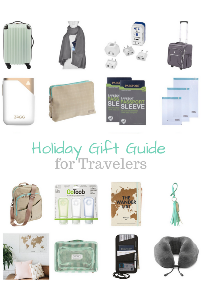 Holiday Gift Guide for Travelers   mybigfathappylife.com