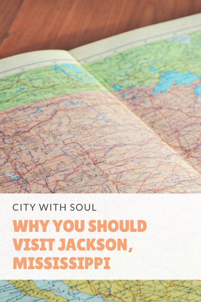 Why You Should Visit Jackson, Mississippi - City with Soul #ad   mybigfathappylife.com