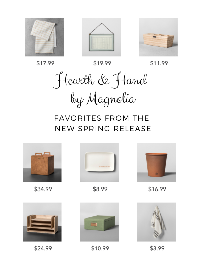 The newest release from Hearth & Hand by Magnolia hit Target's shelves and I am loving some of the home decor items from Joanna Gaines Magnolia Silos.