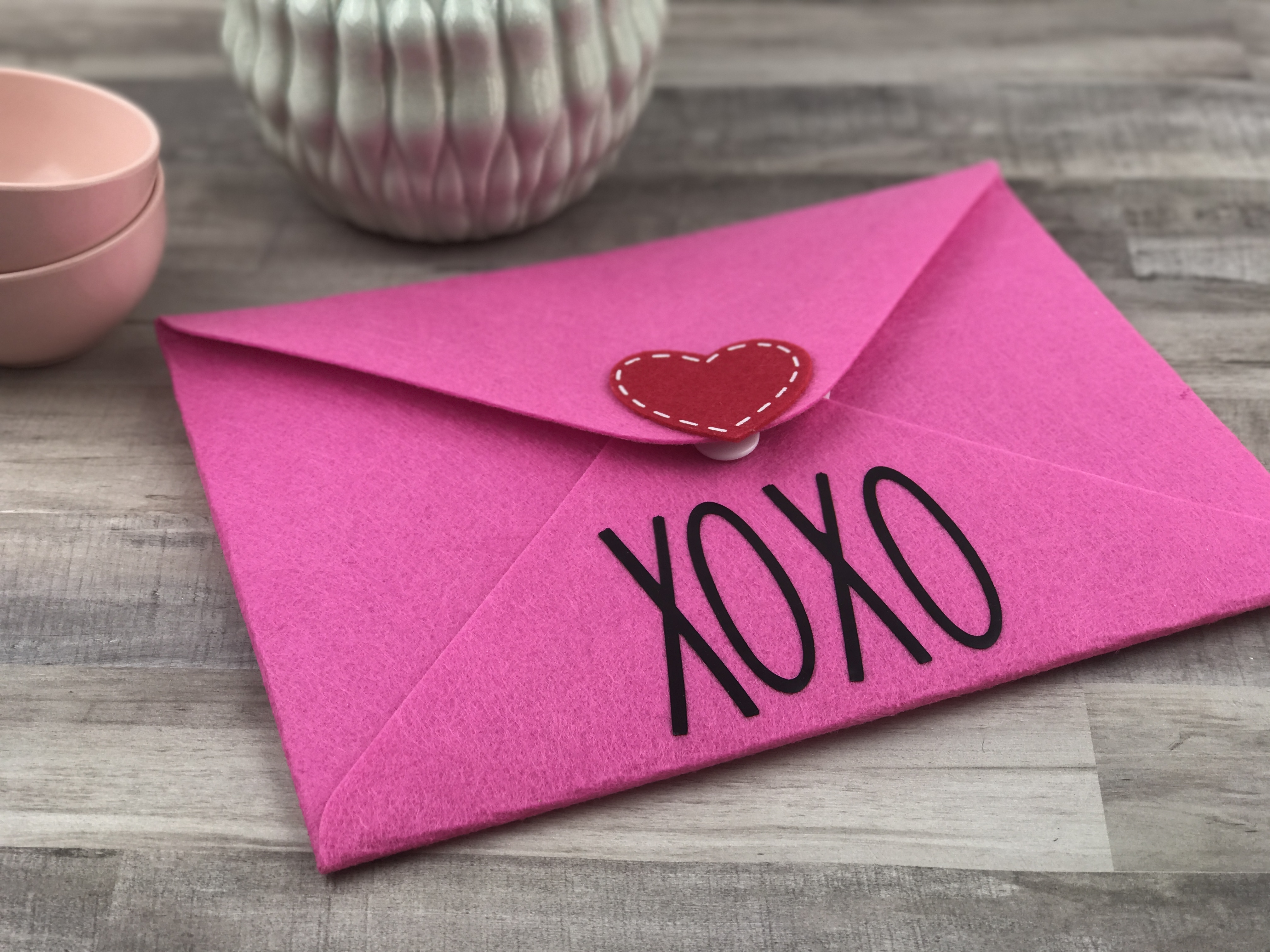 Rae Dunn Inspired Valentine S Day Envelopes Mailboxes My Big Fat
