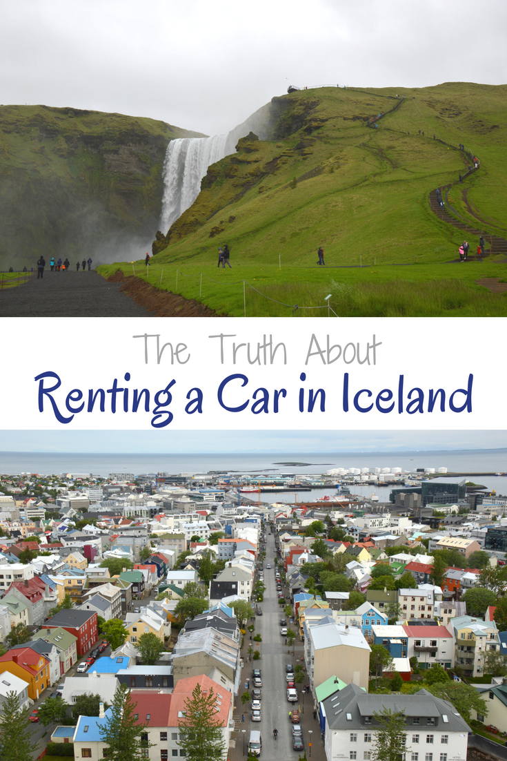 Renting A Small Car In Iceland