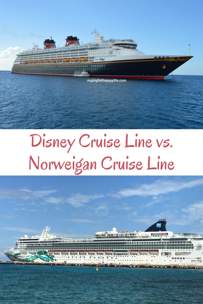Celebrity vs norwegian cruise lines