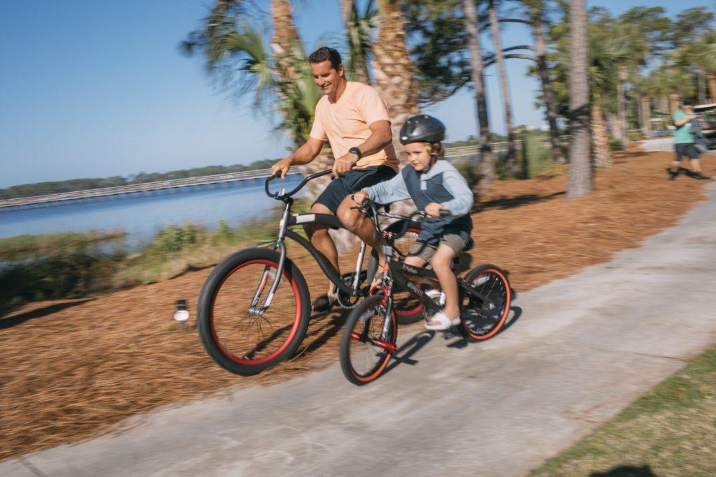 Panama City Bike Beach Trails