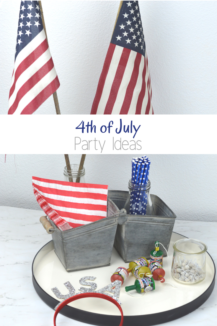 4th Of July Party Ideas My Big Fat Happy Life