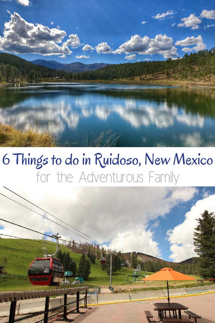 6 Things to do in Ruidoso, New Mexico for the Adventurous