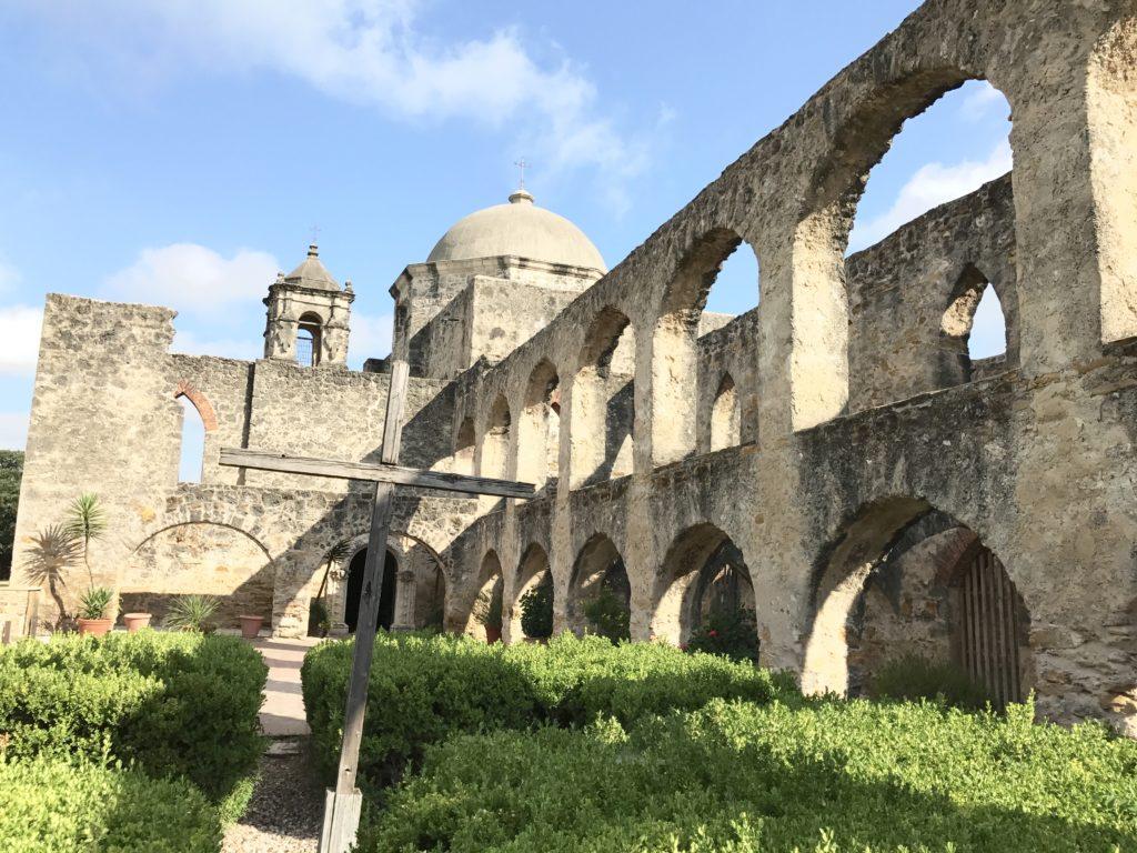 San Antonio Missions National Historical Park My Big Fat