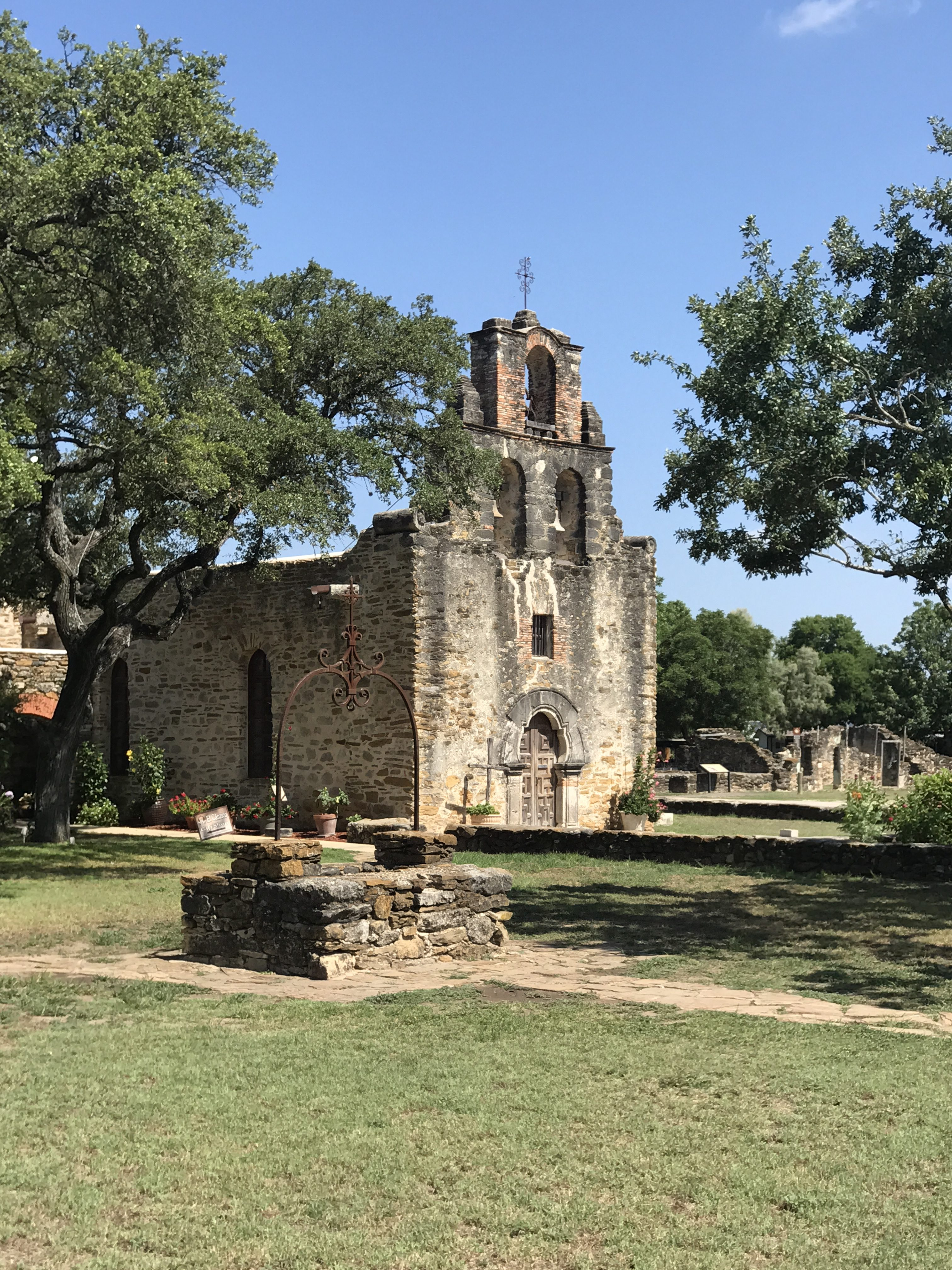 San Antonio Missions National Historical Park My Big Fat